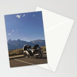 Mountain Riding Stationery Cards