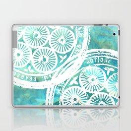 swimmingly Laptop & iPad Skin
