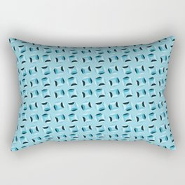 African Eye Rectangular Pillow