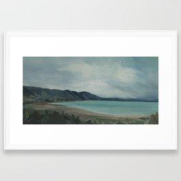 Bear Lake Cove Framed Art Print