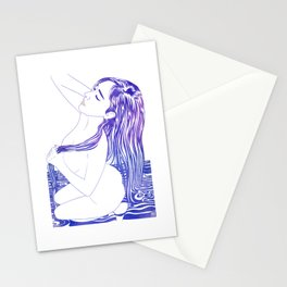 Water Nymph XVIII Stationery Cards