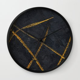 Imaginary Forest Wall Clock