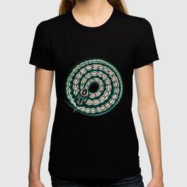 Snake - Green Serpent T-shirt