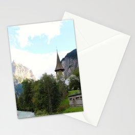 Fairytale Village - Lauterbrunnen Switzerland Stationery Cards