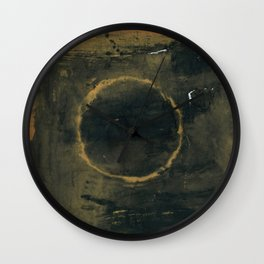 The First Nothing Wall Clock