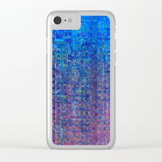 Urban / 09-10- 16 Clear iPhone Case