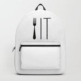 Fork It Backpack