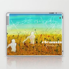 Cleansing process Laptop & iPad Skin