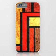 Red Yellow Orange Slim Case iPhone 6s