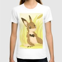 hare T-shirts featuring Autumn Hare by IowaShots