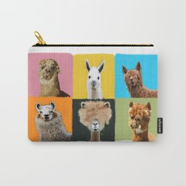 Llama Drama Carry-All Pouch