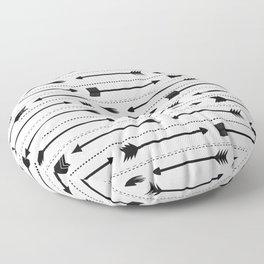 Arrows Floor Pillow