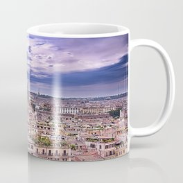 View Of Eternal City Rome Coffee Mug