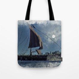 Drakkar Tote Bag