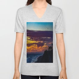 Just Bluffin - Huntington Beach 2015 Unisex V-Neck