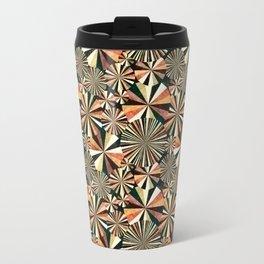 fun geometry Travel Mug
