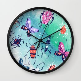 The Bugs Wall Clock