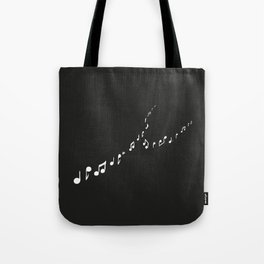 sounds of the night Tote Bag