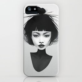 You Never Knew iPhone Case