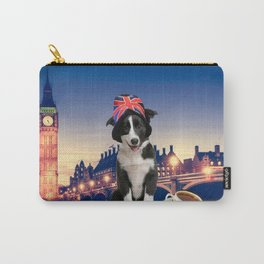 Pulp in London Carry-All Pouch