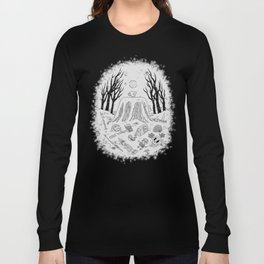 The Unknown Long Sleeve T-shirt