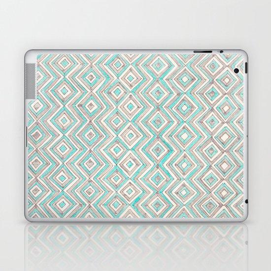 zig--zag Laptop & iPad Skin