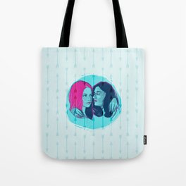TW - Allison and Lydia Tote Bag