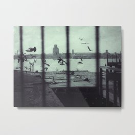 The Freedom of the City Metal Print