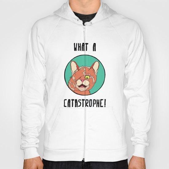 Catastrophe Cat Hoody