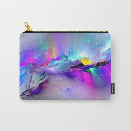 Unreal Rainbow Explosion Carry-All Pouch