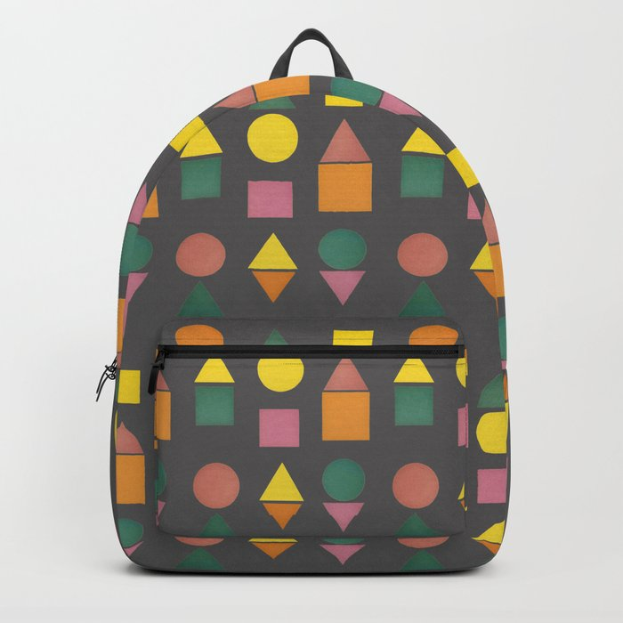 Shape Sorter Backpack