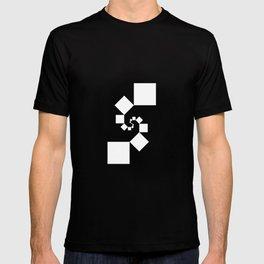 Fibonacci Squares T-shirt