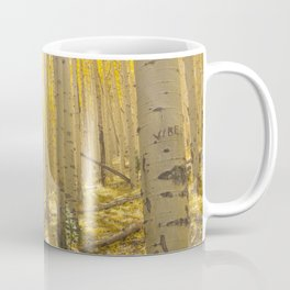 Good Vibes in The Forest Coffee Mug