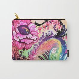Viscous Bloom Carry-All Pouch