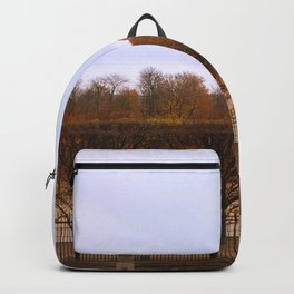 Autumn in the city Backpack