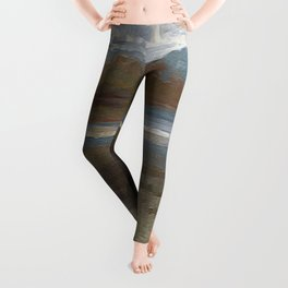 Yet another lake & mountain landscape | 1 Leggings