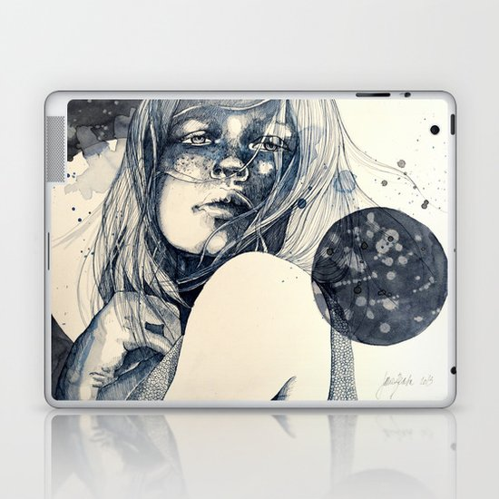 After the fall Laptop & iPad Skin