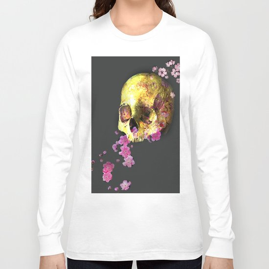 SKULL 3 Long Sleeve T-shirt