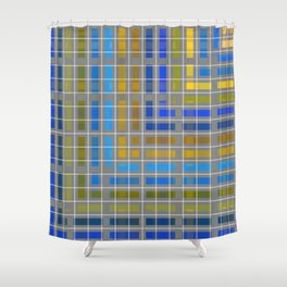 religija Shower Curtain