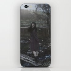 DOWN BY THE RIVER iPhone & iPod Skin