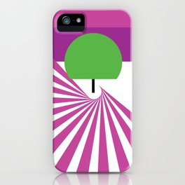 Fields Of Lavander iPhone Case