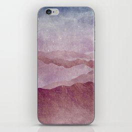 Smoky Mountains iPhone Skin