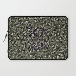 Suicide Squad. Camouflage Laptop Sleeve
