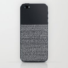 Riverside (Black) iPhone & iPod Skin