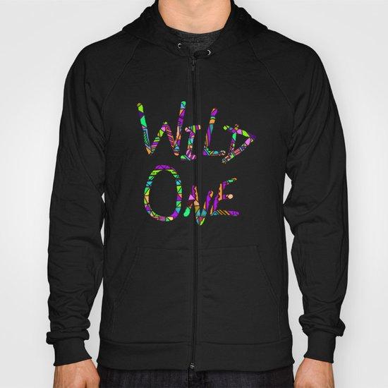 Wild One Three Hoody