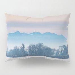 Spanish Peaks Fog Pillow Sham