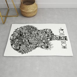 The Rock Show Rug