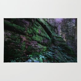 Enchanted Forest Wall (Where the Fairies Dwell) Rug