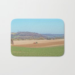 Working the Fields. Bath Mat