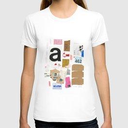 Paper Trail I  T-shirt
